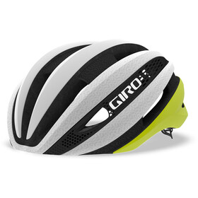 Giro Synthe MIPS Helmet matte citron/white